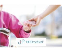 HDOmedical zatrudni Pielęgniarkę, Bielefeld, 1400 euro